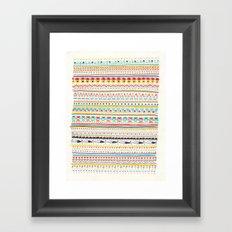 Pattern No.2 Framed Art Print
