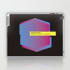 Impossible Symmetry - Ex Laptop & iPad Skin