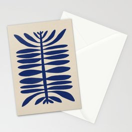 One Hundred-Leaved Plant #1 Stationery Cards
