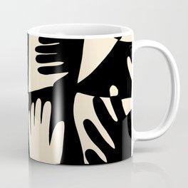 Hand Print Coffee Mug