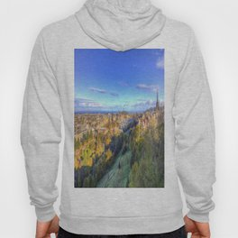 Edinburgh City Panorama Hoody