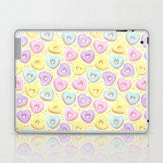 I Heart Donuts Laptop & iPad Skin