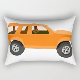 The Explorer Rectangular Pillow