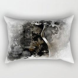 TUNED IN Rectangular Pillow