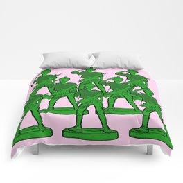 Barbie Army! Comforters
