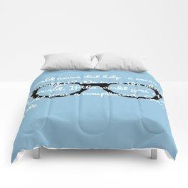 Quote 3 Comforters