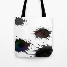 SEEING_EYES Tote Bag