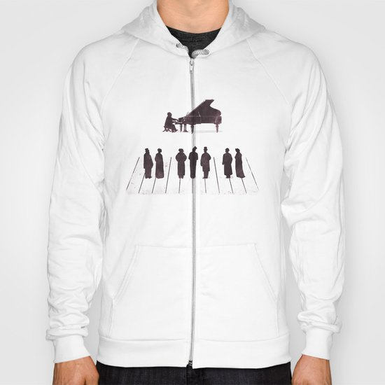 A Great Composition Hoody