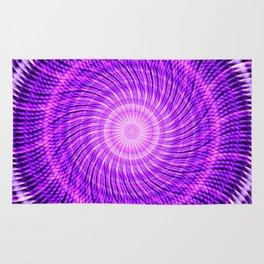 Eye of the Seer Mandala Rug