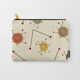 Atomic Era Autumn Carry-All Pouch