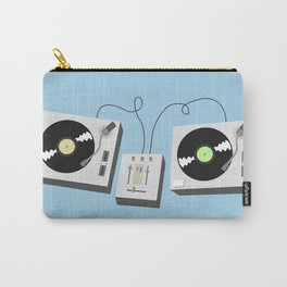Turntables Carry-All Pouch