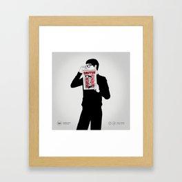 PRINT Nº044 Framed Art Print