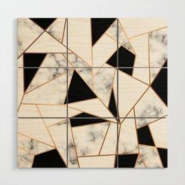 Marble III 003 Wood Wall Art