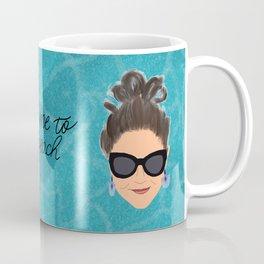 Beach Babe Coffee Mug