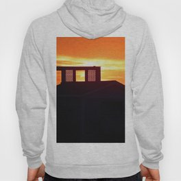Silhouettes at Sunset Hoody