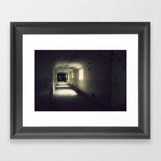 The Lost Asylum Framed Art Print