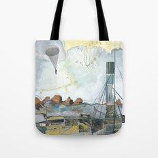 Exploration: Drought Tote Bag