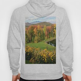 Vermont Foliage Watercolor Hoody