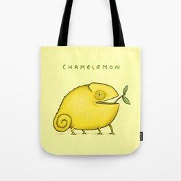 Chamelemon Tote Bag
