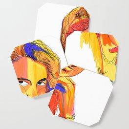 Rosalind Franklin by Aitana Pérez Coaster