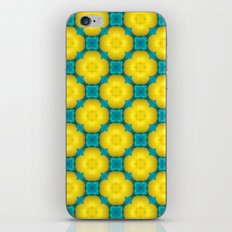 Candy Flowers iPhone & iPod Skin
