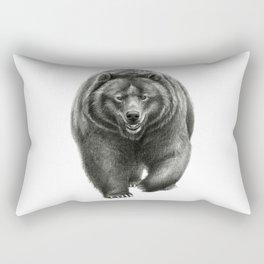 Brown Bear SK068 Rectangular Pillow