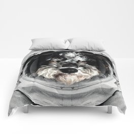 Buster Astro Dog Comforters