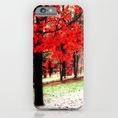 First Snowfall Slim Case iPhone 6s