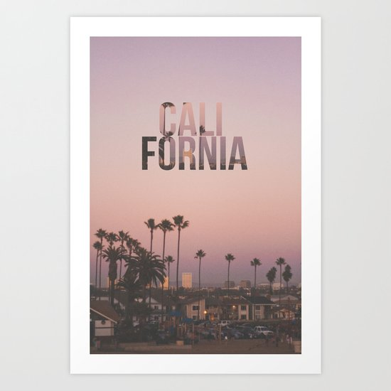 Newport, California Art Print