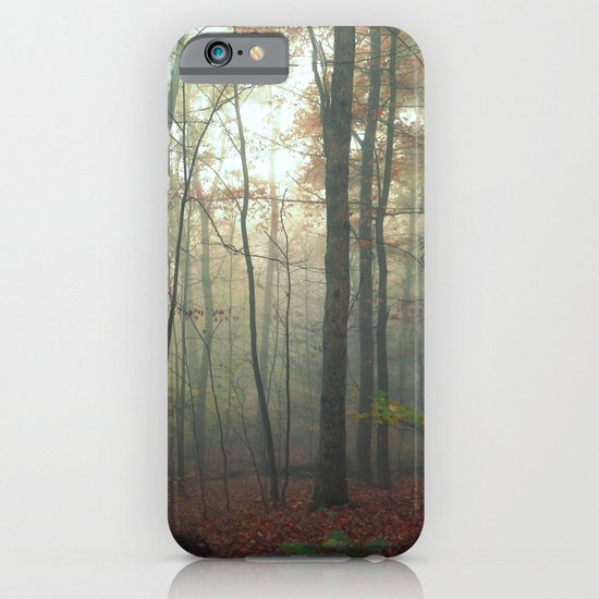 Wandering in a Fog iPhone & iPod Case