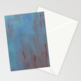 Copper Rain Stationery Cards