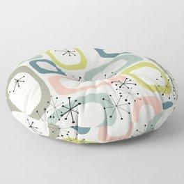 Mid Century Modern Shapes #society6 #buyart Floor Pillow