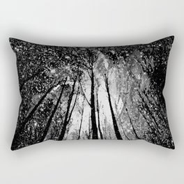 TREES AND STARS Twinkle Sparkles Rectangular Pillow