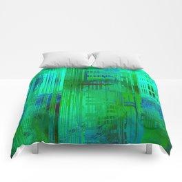 SchematicPrismatic 04 Comforters