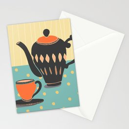 Soothing Tea Stationery Cards