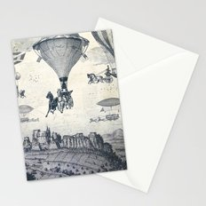 Carrilloons over the City Stationery Cards