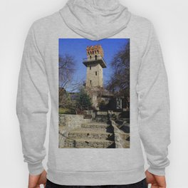 Ancient watchtower. Hoody