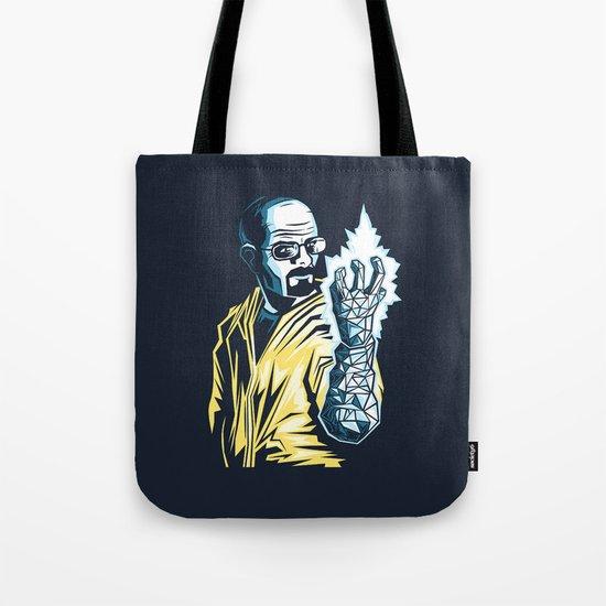 The Iceman Cometh Tote Bag