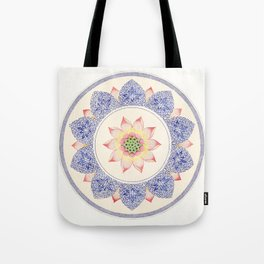 Carl Jung Design Tote Bag