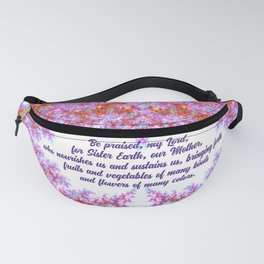 Sister Earth Fanny Pack
