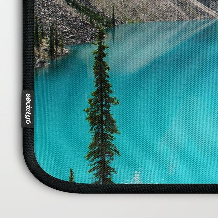 Lake Moraine Banff Laptop Sleeve
