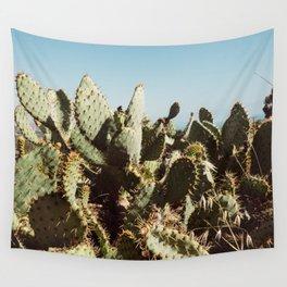 Canyon Cactus Wall Tapestry
