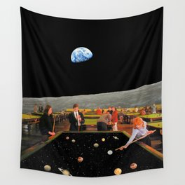 Cosmic Games Wall Tapestry