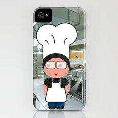 Job serie: the chef Slim Case iPhone (4, 4s)
