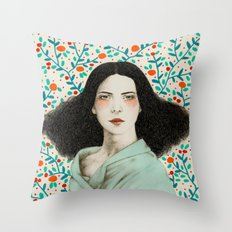 Eufemia Throw Pillow