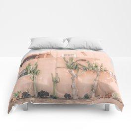 Vintage Los Angeles Comforters