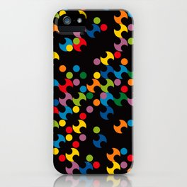 DOTS - polka 2 iPhone Case