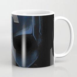Capt America - Cowl Portrait Coffee Mug