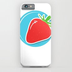 Strawberry Forever iPhone 6s Slim Case