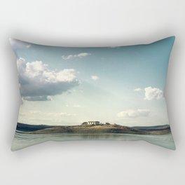 The loner Rectangular Pillow